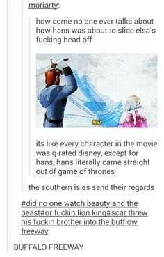 I feel like some people have forgotten about the other Disney movies