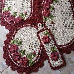 Crochet Squares, Crochet Doilies, Crochet Flowers, Crochet Stitches, Crochet Patterns, Crochet Home, Knit Crochet, Diy And Crafts, Arts And Crafts