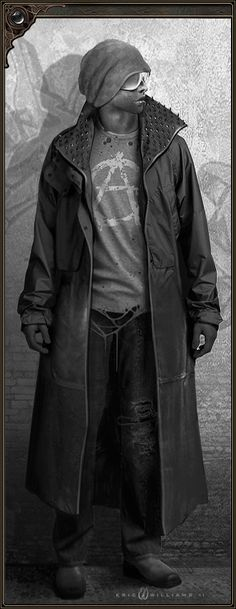 Hood, by Eric Williams II