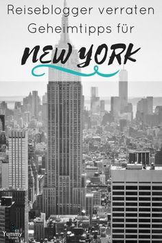 Vor gar nicht solanger Zeit, war ich auf der Suche nach dem NYC Geheimtipp. Ich habe lange recherchiert und nun stelle ich mit die Frage:  Ob es berhaupt noch Geheimtipps fr New York gibt? Genau das habe ich mich vor meiner Reise in den Big Apple gefrag