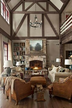 Love the coziness.