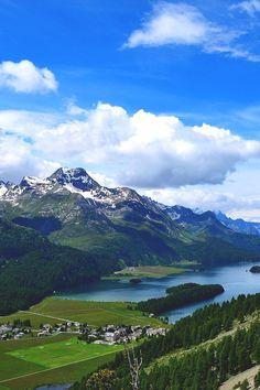 Engadine, Switzerland | Giulio Vertemati