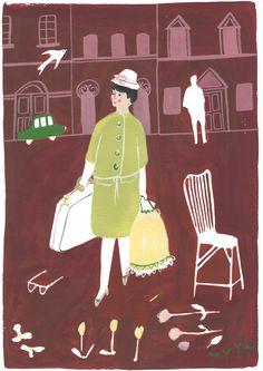 Paris when it sizzles - Polly Fern