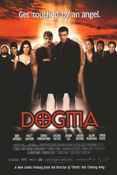 Dogma - one of the funniest and truest films I've ever seen All Movies, Great Movies, Amazing Movies, Movies Free, Movies Online, Movies Showing, Movies And Tv Shows, Ben Affleck Movies, Jason Mewes