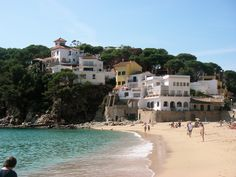 on the Mediterranean: Llafranc, Costa Brava, Spain. Places Ive Been, Places To Visit, Travel List, Holiday Destinations, Beautiful Places, Europe, Adventure, Mansions, Landscape