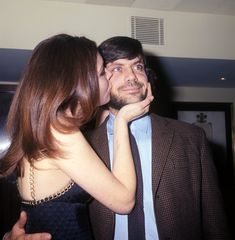 #Sixties | Diana Rigg and Oliver Reed, who starred together in The Assassination Bureau, 1969