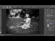 Adobe Photoshop CS6  How to Create Collage (Collage Effect} Tutorial