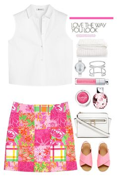 """LOVE THE WAY YOU LOOK"" by mplusk ❤ liked on Polyvore"