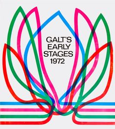 Ken Garland cover of galt toys catalogue, 1972