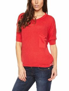Replay Damen T-shirt Replay, Rundkragen ,Uni: Amazon.de: Bekleidung