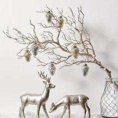 Deliciously at Home - Decor - Organization - Lifestyle: As melhores ideias para árvores de Natal