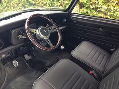 Mini 1000 classic interiour