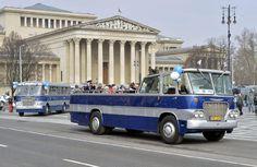 IHO - Közút - Centenáriumi buszünnep a Városligetben Budapest Hungary, Locomotive, Old Cars, Cars And Motorcycles, Vehicles, Wave, Car, Locs, Waves