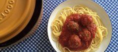 Los espaguetis de 'El padrino'