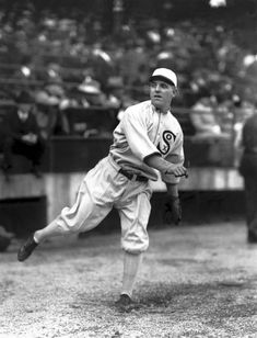 """this-day-in-baseball:  """" April 14, 1915  White Sox pitcher Eddie Cicotte, who will become better known as one of the eight players made permanently ineligible for professional baseball due to his alleged participation in the Black Sox scandal in the..."""
