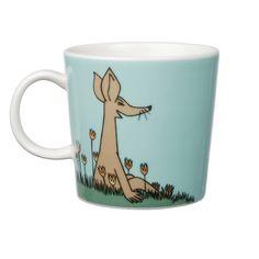 Arabia Moomin Mug: Sniff