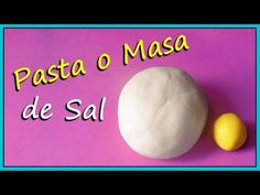 Discover recipes, home ideas, style inspiration and other ideas to try. Pasta Dental Casera, Pasta Casera, Pasta Alfredo Receta, Clay Crafts, Diy And Crafts, Pasta A La Carbonara, Diy For Kids, Crafts For Kids, Salad