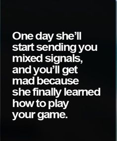 How To Play Your Game – Love Quote
