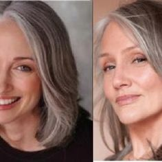 The more and more I look at these examples of beautiful aging women, the more I realize its all about healthy skin!