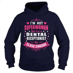 DENTAL RECEPTIONIST-SUPER WM - #dress shirts #men shirts. GET YOURS => https://www.sunfrog.com/LifeStyle/DENTAL-RECEPTIONIST-SUPER-WM-Navy-Blue-Hoodie.html?60505