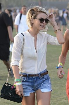 Julianne Hough Coachella