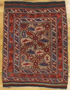 Dosemealti,rug,Southwest Anatolia,circa 1880.Measurements of the piece:5