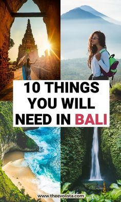 Trying to figure our what to pack for Bali? This post will give you a full Bali packing list things you are probably forgetting to pack. Bali Travel Guide, Asia Travel, Travel Guides, Travel Tips, Cool Places To Visit, Places To Travel, Travel Destinations, Bali Honeymoon, Trip Planning