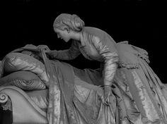 The Pienovi Tomb - Cemetery of Staglieno - Genoa, Italy
