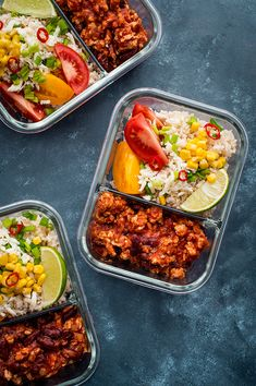 Bento, Fried Rice, Mozzarella, Fries, Chinese, Ethnic Recipes, Food, Essen, Meals