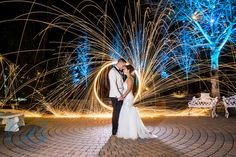Ring of Fire Wedding Photography by Bleu Studio in New Jersey