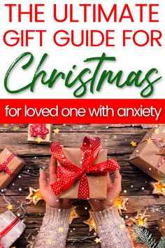 Holiday Self-Care Gifts - The best holiday gift guide for your mom, wife, teenage daughter, or best friend with anxiety! This guide features the best self-care products that are calming and life-changing for mental and emotional health! #christmasgiftguide #giftideas #giftguide #mentalhealth Mental And Emotional Health, Mental Health Quotes, Mental Health Awareness, Diy Pallet Projects, Pallet Ideas, Christmas Gift Guide, Christmas Gifts, Holiday Fun, Holiday Gifts