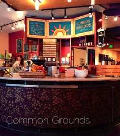 Easily one of the best coffee shops in all of Denver. Common Grounds in Lodo - Wazee Street Forsén Chen. Best Coffee Shop, Great Coffee, Coffee Shops, Coffee Talk, Coffee Girl, Bar Interior Design, Cafe Design, Denver, Cozy Cafe
