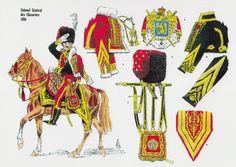 Eugène de BEAUHARNAIS, Colonel Général des Chasseurs 1804