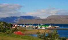 Bildudalur, Iceland.