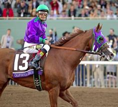 The roller-coaster ride that was California Chrome's star-studded 2014 campaign came to a bittersweet end in the gloaming at Santa Anita late Saturday afternoon, where the Kentucky Derby and Preakness winner came within a half-length of winning the Breeders' Cup Classic and clinching not only the 3-year-old championship but perhaps Horse of the Year honors as well.