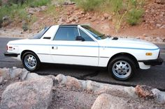 Finding a good Lancia Beta is a chore, but finding one as well kept and presented as this 1979 Zagato is even more unusual. The Martini scheme is subtle enough to remain cool, and the photos of this car are terrific. Find it here on eBayin Phoenix, Arizona with a $6400 BIN.