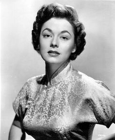 Ruth Roman (born Norma Roman  was an American actress. One of her most memorable roles was in the Alfred Hitchcock 1951 thriller Strangers on a Train. (Champion, Knots Landing, Three Secrets)1922-99