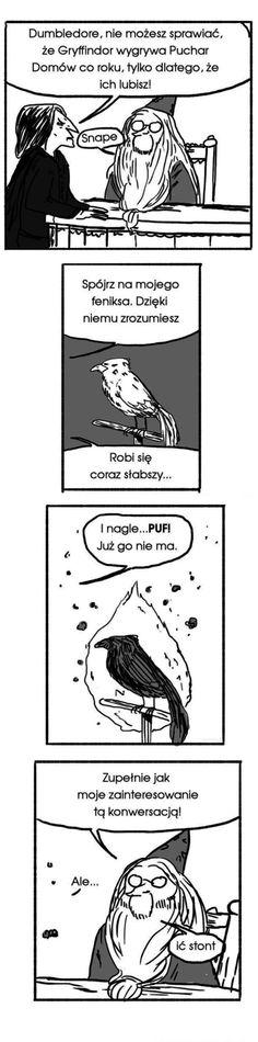 Dumbledore i Snape Harry Potter Mems, Harry Potter Fandom, Snape Meme, Hahaha Hahaha, Wtf Funny, Funny Memes, Polish Memes, Harry Potter Universal, Voldemort