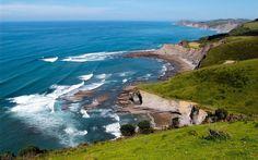 Geoparke  #CostaVasca #Zumaia #Deba #Mutriku