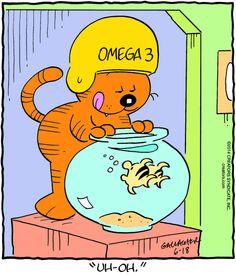 Heathcliff Cartoon for Jun/18/2014
