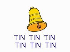 """CANCIONES - Villancico """"Tin, tin"""".  Villancico Tin Tin con pictogramas de ARASAAC."""