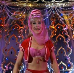 I still love and watch repeats of I dream of Jeannie.