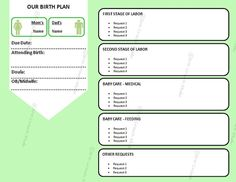 thousands of ideas about birth plan printable on pinterest birth plans births and doula. Black Bedroom Furniture Sets. Home Design Ideas