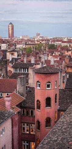Rhône : Vieux Lyon -Quartier Saint-Jean (c) Jean-Christophe Chouillet