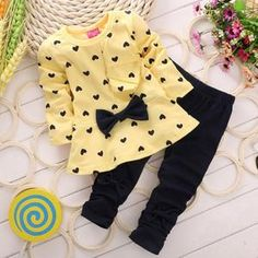 Children Clothing 2019 Autumn Spring Toddler Girls Clothes Easter Outfit Kids Clothes Sport Suit For Girls Clothing Sets Kids Clothes Boys, Kids Pants, Toddler Girl Outfits, Kids Outfits, Children Clothing, Toddler Girls, Autumn T Shirts, Easter Outfit, Kids Wear