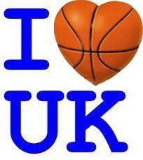 I love UK basketball-LH
