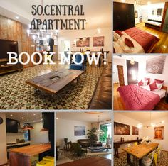 A very well located apartment where you can see everything you wish to find around you. The immediate area is packed with tons of restaurant all nationalities.  What else are you looking for?  # BOOK NOW!
