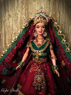 BArbie Sundari Gopi Doll