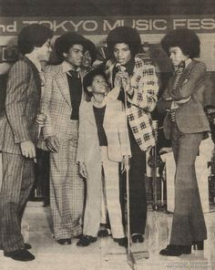 1973 - Japan Press Conference Michael Jackson Photoshoot, Michael Jackson Art, Michael Love, The Jackson Five, Jackson Family, Native American Images, Native American Indians, Black History Facts, Black History Month