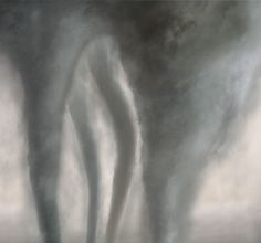 The El Reno tornado formed chaotically, with dozens of small vortices that combined at times to form one large one. The vortices developed on different ...